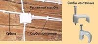 Электропроводка на даче г.Кемерово